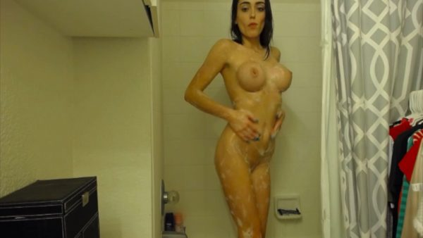 Ashly Anderson – Watch Me Shower And Cum