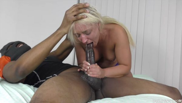 DickDrainers – Amber Deen – Eat That NIGGER Shithole