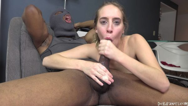 DickDrainers – Cadence Lux – Unsatisfied Wife Opens Wide For BBC And Black Ass