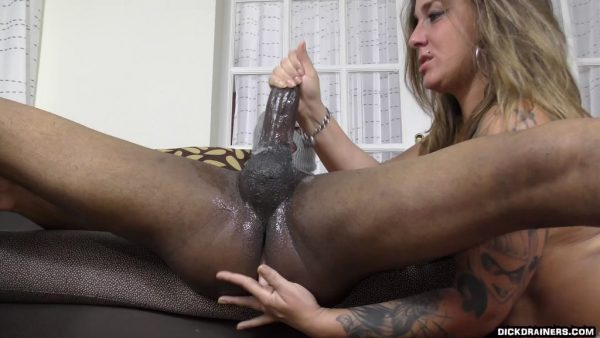 DickDrainers – Kayla – Ass Eating Hotwife Drains My BBC AND Takes My Soul