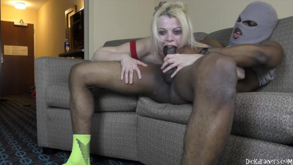 DickDrainers – Nadia White – Loving Wife Uses BBC And Black Ass To Protect Her Husband