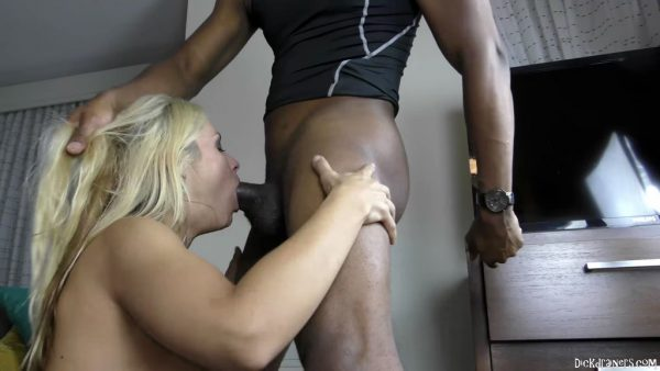 DickDrainers – Sarah Vandella – Vote YES 4 Big Black Dick And Black Ass