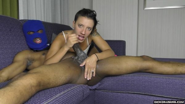 DickDrainers – Sophia Grace – Supreme Black Ass Worship From A Horny Snowbunny Is What I Need Tonight
