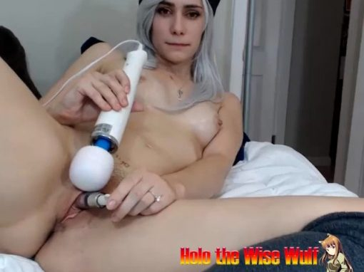 HoloTheWiseWulf – Clit Pump Quicky