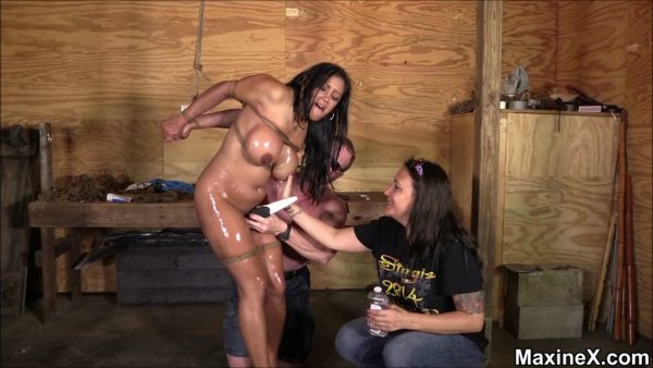 Maxine – Interrogated And Tortured – Part 3