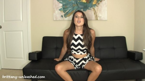 Brittany Marie – Dinky Dick