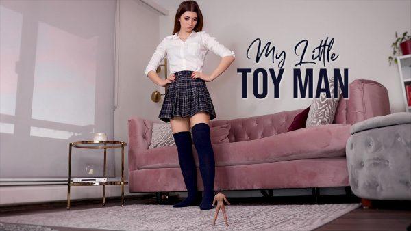 Eva de Vil – My Little Toy Man