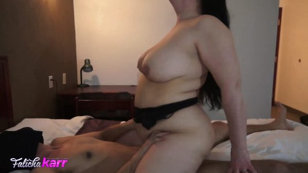 Falicha Karr – Fan Fuck With A Young Guy On My Social Media