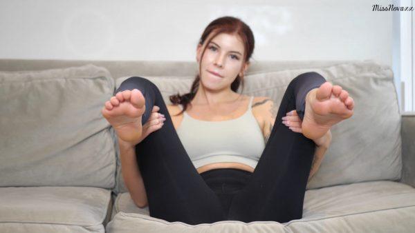 Mistress Nova – Converted To Foot Bitch