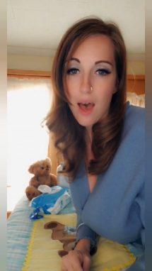 ABDreams – Mommy Kat Diaper Change POV