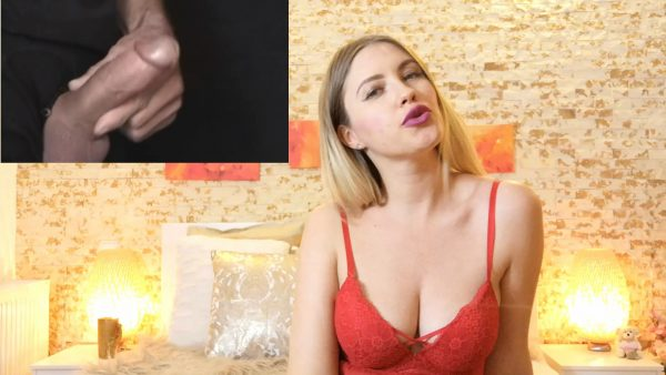 Goddess Natalie – Mesmerized To Suck Real Cock