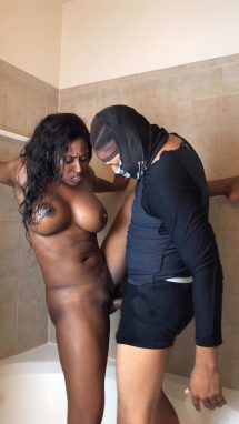 JaydaJ aka Jayda Jacobs – Shower Fuck and CIM BG