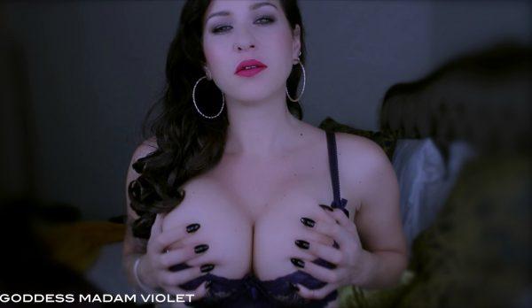 Madam Violet – Tit Trance Obsession