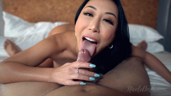 Nicoledoshi – Daddys Lil Asian CumSlut Wants Creampie