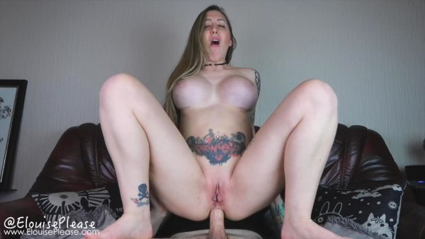 ElouisePlease – Anal with my Brother