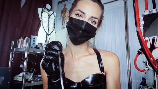Mistress Euryale – Sounding treatment for addicts