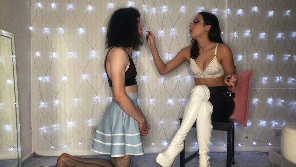 Mistress Lolita Hush and Isabella Hush – Feminized And Fucked