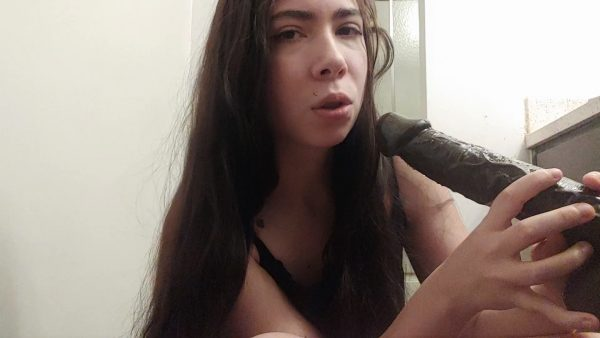 PoisonousXGoddess – Verbal Humiliation POV Pegged Pussy Free