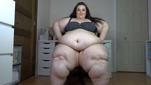 SSBBW Juicy Jackie – Super Fat Office Chair