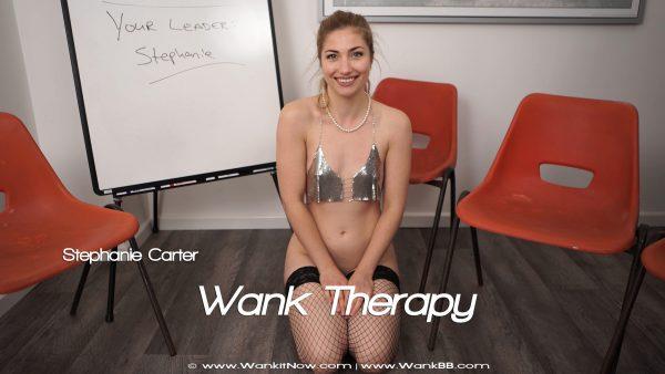 Wankitnow – Stephanie Bonham Carter – Wank Therapy