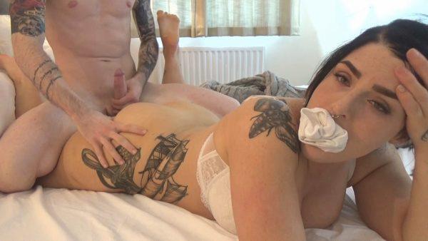 Lucy Loe – FrankieAndLucyX – Slutty Sock Stuffing
