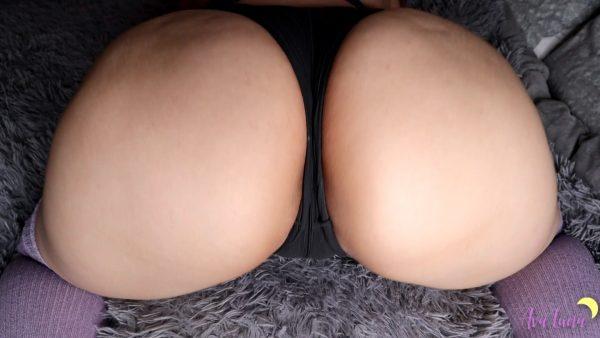 Ava Luna – Booty Shorts Twerk