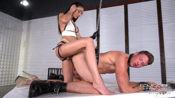 Femdom Empire – Ariana Marie – Girl Cock