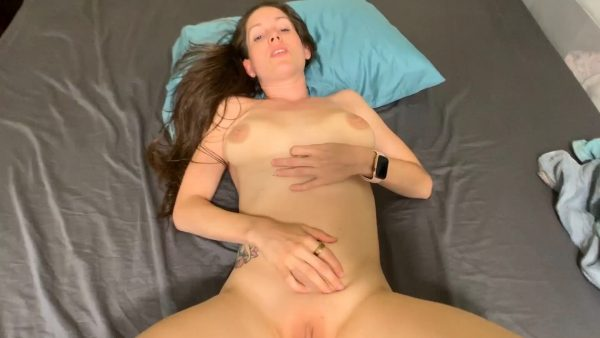 Lelu Love – Virtual BJ Pussy Eating Sex Creampie After Shower