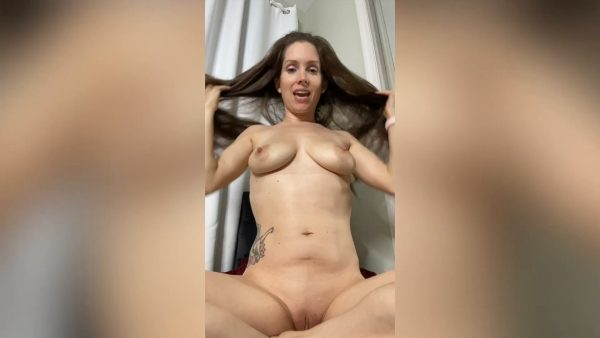 Lelu Love – VLOG – Creampie Closeup Cummy Pussy Red Lingerie And More – 14 Mar 2020
