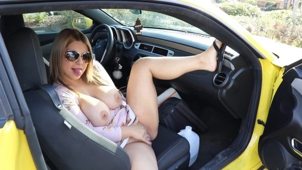 Crystina Rossi – Playing In Public