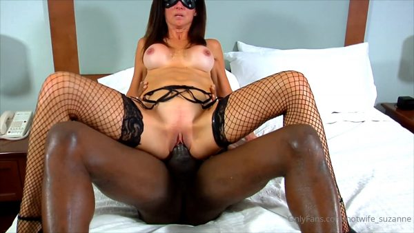 Hotwife Suzanne – Part 2 of 3 Meeting Dwfknight