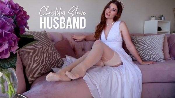 Eva de Vil – Chastity Slave Husband