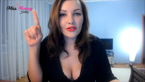 Honey Barefeet – Your Wife Deserve a Real Man Loser