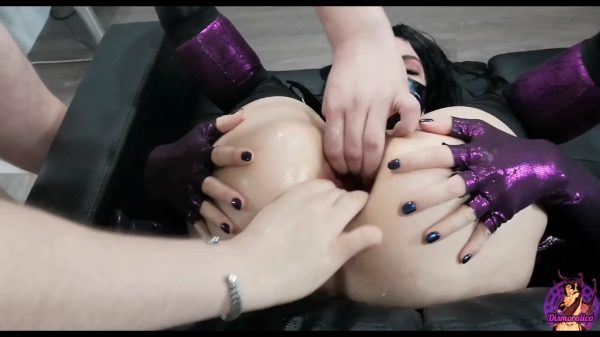 Dismoralica – FISTALITY Mileena Ass Total Finished