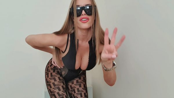 Miss Tiff – I Demand You to Cum on My Tits