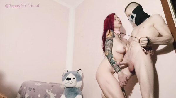 PuppyGirlfriend – Obedient Sub Begs for Orgasms