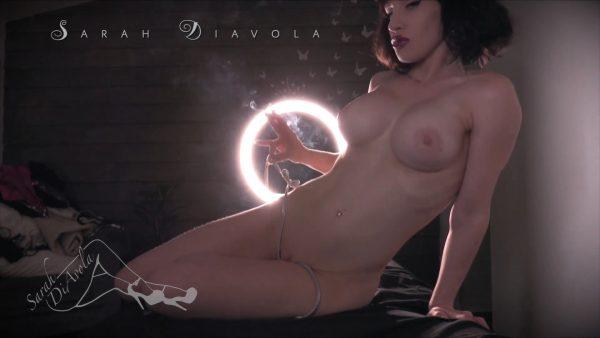 Sarah DiAvola – Nude Cigarette