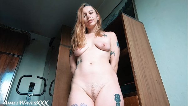 Aimee Waves XXX – Mommy Blackmails You to Fuck Her