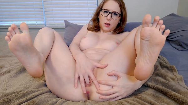 Charlotte Hazey – Winking Pussy and Ass Eating Audition