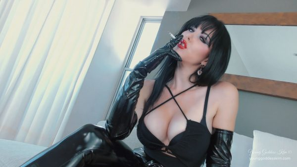 Young Goddess Kim – Suffer for Your Addiction