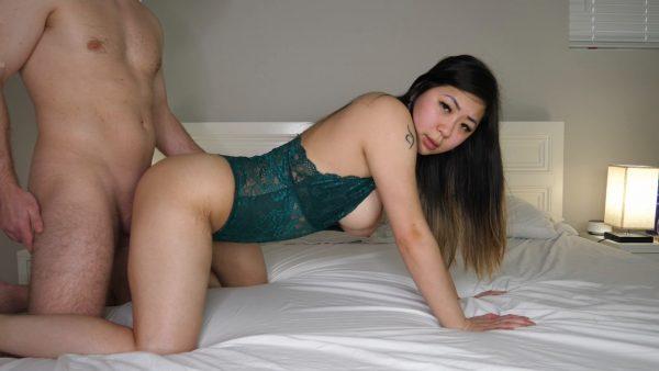 Ashley Aoki – Cucking My Husband