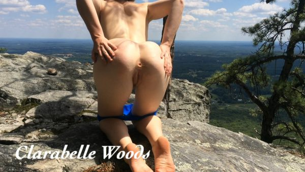 Clarabelle Woods – Mountaintop Masturbation 1