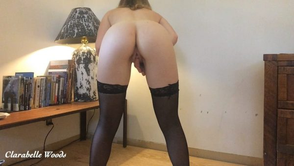 Clarabelle Woods – Spreading In My Thigh Highs