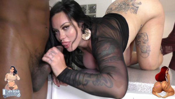 Davina Winters – Horny Housewives