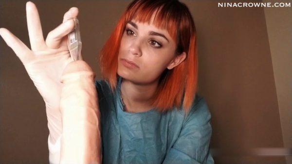 Nina Crowne – Medical Interrogation and Revenge