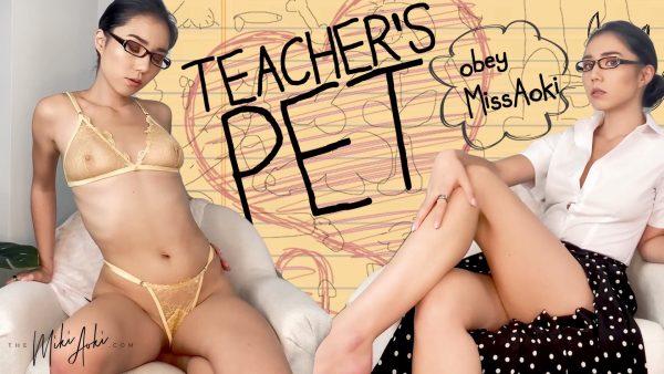 Princess Miki – Teachers Pet