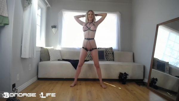 BondageLife – Rachel Greyhound – Date Night Dressup