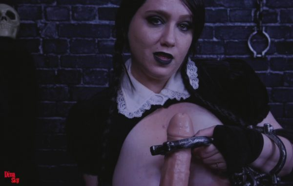 Dina Sky – Wednesday Addams Revenge Fuck